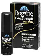 Rogaine - Minoxidil - Regaine to stop hair loss